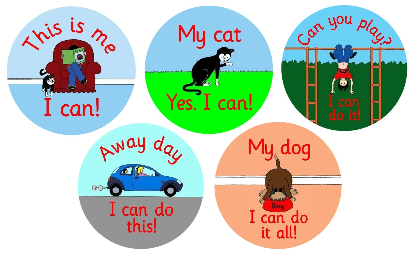 Home primary school resources words first